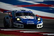 September 15, 2016: World Endurance Championship at Circuit of the Americas. KCMG, PORSCHE 911 RSR, Christian RIED, Wolf HENZLER, Joël CAMATHIAS, LM GTE AM