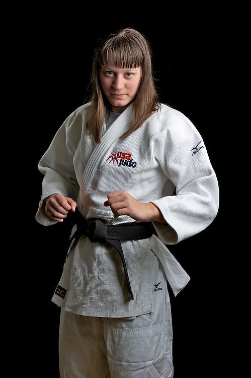 Katie Sell, United States judo team.