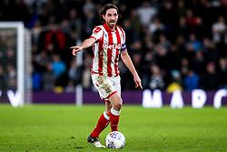 Joe Allen of Stoke City - Mandatory by-line: Robbie Stephenson/JMP - 31/01/2020 - FOOTBALL - Pride Park Stadium - Derby, England - Derby County v Stoke City - Sky Bet Championship