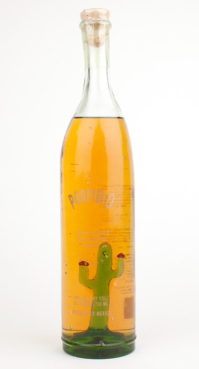 Porfidio Single Barrel Anejo -- Image originally appeared in the Tequila Matchmaker: http://tequilamatchmaker.com