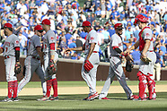 Chicago Cubs v Cincinnati Reds - 17 Aug 2017