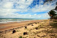 sitio do conde beach in bahia state brazil
