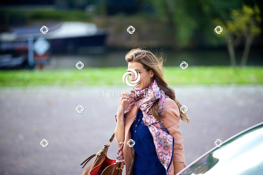 AMSTERDAM - Talkies Lifestylelunch bij The Oyster Club is een jaarlijks event. Met hier op de foto  Marvy Rieder. FOTO LEVIN DEN BOER - PERSFOTO.NU