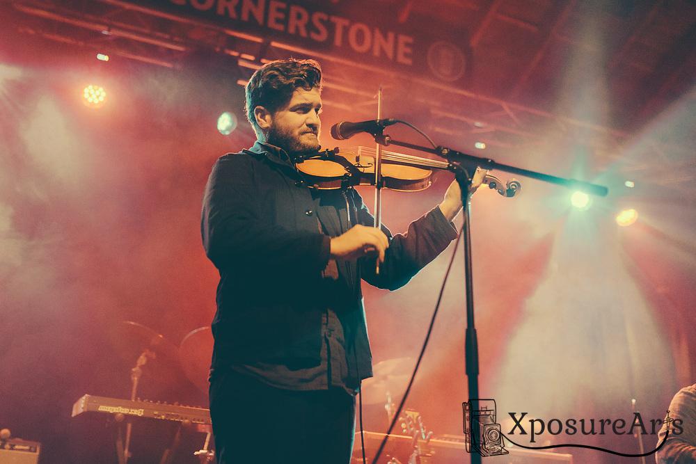 The Brothers Brothers perform at the Cornerstone in Berkeley, CA. Photos: Karen Goldman. Instagram: @xposurearts <br /> Website: www.xposurearts.com