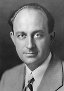 Enrico Fermi (1901-1954) Italian-born American physicist. Atomic energy. Awarded Nobel prize for physics.