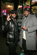 "Black Thought and Peter Hadar at The Roots Album realease party for "" Roots Down at Sutra on April 29, 2008"".. The Legendary Roots Crew, the influential, Grammy Award-winning American band from Philadelphia, Pennsylvania, famed for a heavily jazzy sound and live instrumentation, have made 10 Albums to date."