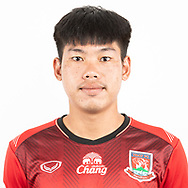 THAILAND - JUNE 12: Murithat Kesi #89 of Trat FC on June 12, 2019.<br /> .<br /> .<br /> .<br /> (Photo by: Naratip Golf Srisupab/SEALs Sports Images/MB Media Solutions)