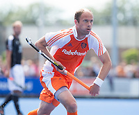UTRECHT -  Teun de Nooijer van Oranje ,zaterdag tijdens de  hockey interland tussen de mannen van Nederland en Duitsland (4-2). COPYRIGHT KOEN SUYK