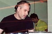 Daniel Bell  at Mondo Club in Madrid in 2006