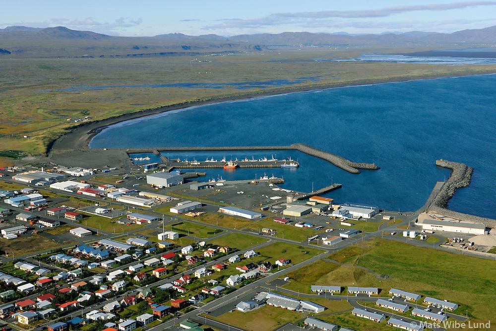 Þorlákshöfn, Sveitarfélagið Ölfus  /  Thorlakshofn in Sveitarfelagid Olfus.