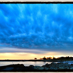 """Dawn,Great Island Common, New Castle, New Hampshire. File size is appropriate for print reproductions up to 8"""" x 12"""""""
