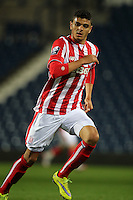 Mohammed El Ouriachi of Stoke City U21