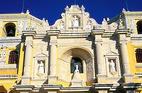 Guatemala - Antigua - - Couvent de la Merced