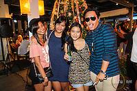 Flight Facilities @ Hu'u Bar, Bali, Indonesia, 16/12/2013.