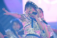 BURIRAM, THAILAND - OCTOBER 07: Noey of BNK48 performing on the main stage after the MotoGP PTT Thailand Grand Prix 2018, Chang International Circuit, Buriram, Thailand on October 07, 2018. <br /> .<br /> .<br /> .<br /> (Photo by: Naratip Golf Srisupab/SEALs Sports Images)<br /> .<br /> Any image use must include a mandatory credit line adjacent to the content which should read: Naratip Golf Srisupab/SEALs Sports Images