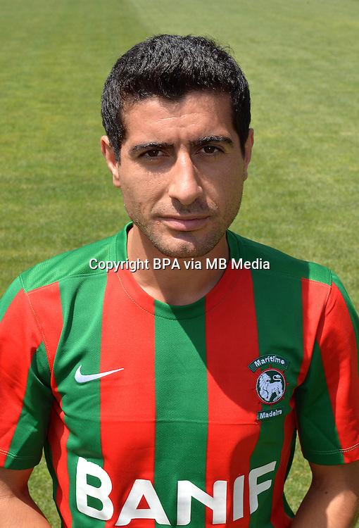 Portugal - Primera Liga NOS 2015-2016 /  <br /> ( CS Maritimo ) - <br /> Gevorg Ghazaryan