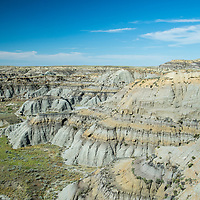 badlands eastern montana near dry arm fort peck lake montana