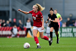 Katie Robinson of Bristol City - Mandatory by-line: Ryan Hiscott/JMP - 24/11/2019 - FOOTBALL - Stoke Gifford Stadium - Bristol, England - Bristol City Women v Manchester City Women - Barclays FA Women's Super League