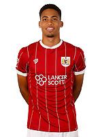 Zak Vyner of Bristol City  - Mandatory by-line: Matt McNulty/JMP - 01/08/2017 - FOOTBALL - Ashton Gate - Bristol, England - Bristol City Headshots