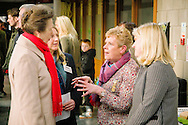 HRH Princess Royal visits RNAS Spring Show, March 1st, 2017 at Thainstone Centre, Aberdeen.