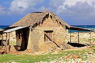 House in Caletones, Holguin, Cuba.
