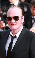 Director Quentin Tarantino at the Palme d'Or  Closing Awards Ceremony red carpet at the 67th Cannes Film Festival France. Saturday 24th May 2014 in Cannes Film Festival, France.