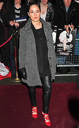 © under license to London News Pictures. 11/03/2011. K T Tunstall Attends the press night of The Hurly Burly Show at the Garrick Theatre London . Photo credit should read Alan Roxborough/LNP