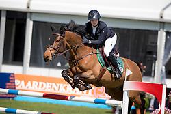 Van Grunsven Demi, (NED), Tinka's Hope<br /> Nederlands kampioenschap springen - Mierlo 2016<br /> © Hippo Foto - Dirk Caremans<br /> 21/04/16