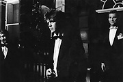 Viscount Althorp outside his 21st Birthday Ball. 20/05/1985 ONE TIME USE ONLY - DO NOT ARCHIVE  © Copyright Photograph by Dafydd Jones 66 Stockwell Park Rd. London SW9 0DA Tel 020 7733 0108 www.dafjones.com