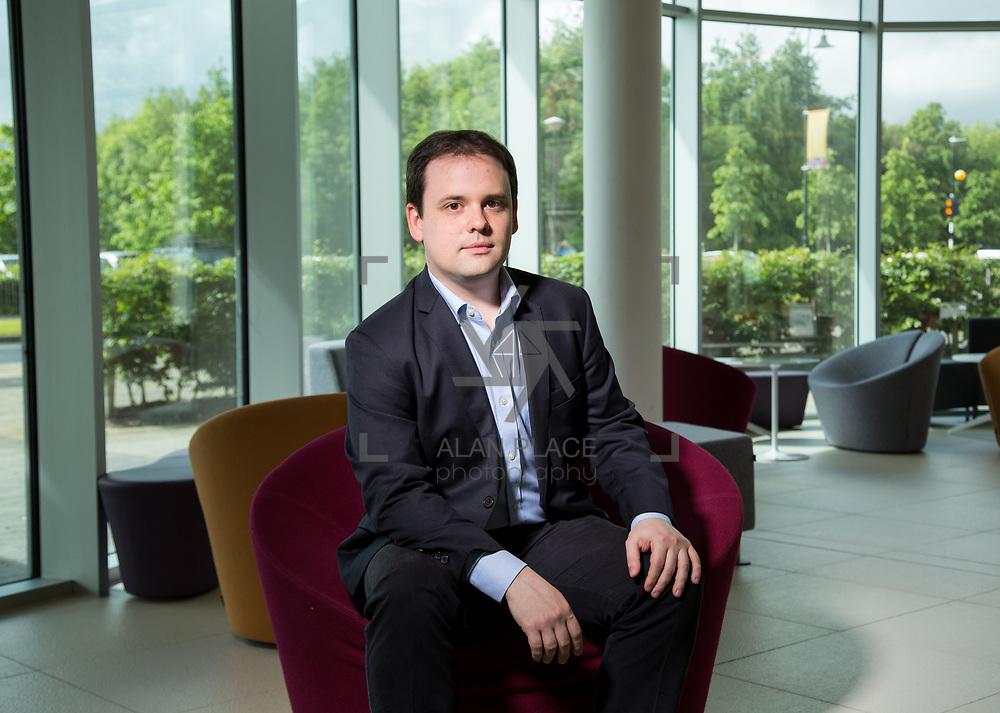19.05.2017      <br /> Dr. Orest Shardt, University of Limerick. Picture: Alan Place.