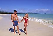 Waimanaolo Beach, Oahu, Hawaii<br />