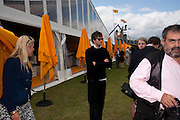 ISAAC FERRY; , Veuve Clicquot Gold Cup. Cowdray Park on July 20, 2008 . Midhurst, England.