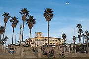 Downtown Huntington Beach on PCH