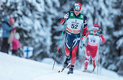 27.11.2016, Nordic Arena, Ruka, FIN, FIS Weltcup Langlauf, Nordic Opening, Kuusamo, Herren, im Bild Sjur Roethe (NOR) // Sjur Roethe of Norway during the Mens FIS Cross Country World Cup of the Nordic Opening at the Nordic Arena in Ruka, Finland on 2016/11/27. EXPA Pictures © 2016, PhotoCredit: EXPA/ JFK