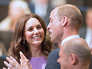Kate Middleton & William Visit Elbphilarmonie Concert Hall