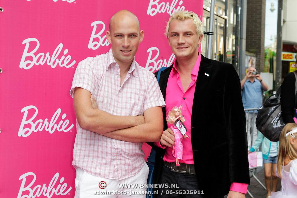 NLD/Amsterdam/20120909- Filmpremiere Barbie, Martijn van Nellestijn