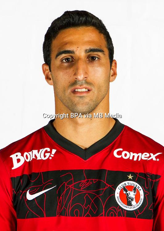 Mexico League - BBVA Bancomer MX 2014-2015 -<br /> Xolos - Club Tijuana / Mexico - <br /> Hernan Dario Pellerano