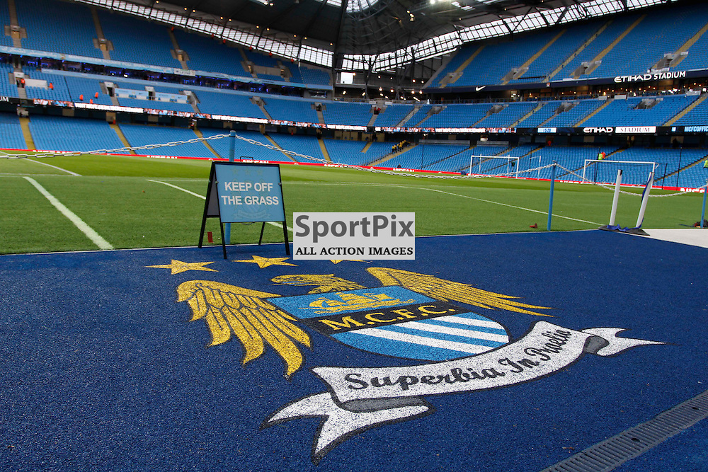 The Etihad during Manchester City vs Liverpool, Barclays Premier League, Saturday 21st November 2015, Etihad Stadium, Manchester