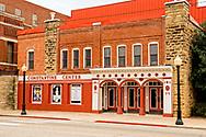 Pawhuska, Oklahoma, Constantine Theater, started 1911, Pawhuska, Oklahoma, second oldest performing arts center in Oklahoma
