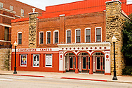 Pawhuska, Oklahoma, Constantine Theater, started 1911, Pawhuska, Oklahoma, second oldest performing arts center in Oklahoma