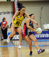 Wellington-Netball, ANZ Championship, Pulse v Vixen, April 26