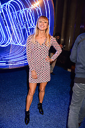 Sara Cox at the Warner Music & Ciroc Brit Awards party, Freemasons Hall, 60 Great Queen Street, London England. 22 February 2017.