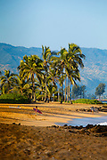 Haleiwa Beach Park, North Shore, Oahu, Hawaii