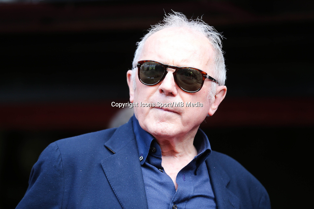 Francois PINAULT - 12.04.2015 - Rennes / Guingamp - 32eme journee de Ligue 1 <br /> Photo : Vincent Michel / Icon Sport