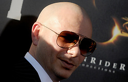 Pitbull attending the New York Premiere of 'Gotti' at SVA Theater on June 14, 2018 in New York City, NY, USA. Photo by Dennis Van Tine/ABACAPRESS.COM