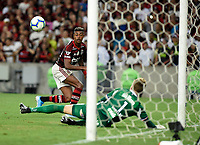 2019-11-10 Rio de Janeiro, Brazil soccer match between the teams of Flamengo and Bahia , validated by the Brazilian Football Championship .i Photo by André Durão / Swe Press Photo