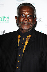 Rudolph Walker  at The Global Angel Awards in  London on Friday, 2nd December 2011.Photo by: i-Images