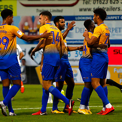 Mansfield Town v Derby County
