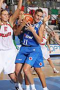 DESCRIZIONE : Ortona Italy Italia Eurobasket Women 2007 Bielorussia Italia Belarus Italy <br /> GIOCATORE : Raffaella Masciadri <br /> SQUADRA : Nazionale Italia Donne Femminile EVENTO : Eurobasket Women 2007 Campionati Europei Donne 2007 <br /> GARA : Bielorussia Italia Belarus Italy <br /> DATA : 03/10/2007 <br /> CATEGORIA : Rimbalzo <br /> SPORT : Pallacanestro <br /> AUTORE : Agenzia Ciamillo-Castoria/S.Silvestri Galleria : Eurobasket Women 2007 <br /> Fotonotizia : Ortona Italy Italia Eurobasket Women 2007 Bielorussia Italia Belarus Italy <br /> Predefinita :