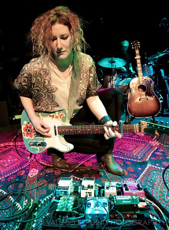 Kathleen Edwards at the O2 Islington Academy.London.28/2/2012